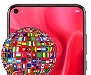 Huawei Nova 4 dil değiştirme