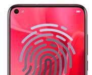 Huawei Nova 4 parmak izi ekleme silme