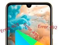 Huawei Y6 Pro 2019 Google Play hataları