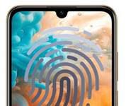 Huawei Y6 Pro 2019 parmak izi ekleme silme