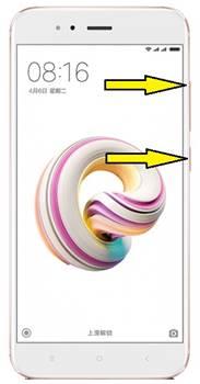 Xiaomi Mi 5X format