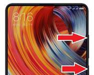 Xiaomi Mi MIX 2 format