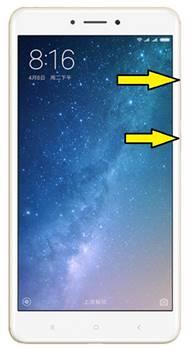 Xiaomi Mi Max 2 format