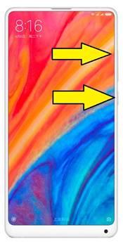Xiaomi Mi Mix 2S format