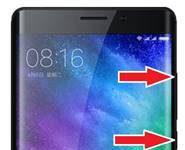Xiaomi Mi Note 2 format