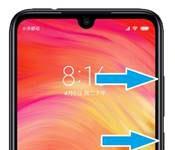 Xiaomi Redmi Note 7 format