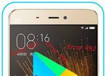 Xiaomi Mi 5 Prime Google Play hataları