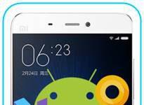 Xiaomi Mi 5 güncelleme