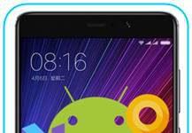 Xiaomi Mi 5s Plus güncelleme