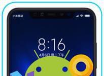 Xiaomi Mi 8 Pro güncelleme