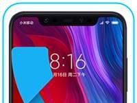 Xiaomi Mi 8 gelen arama ekranı gösterme