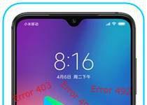 Xiaomi Mi 9 Google Play hataları