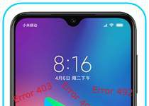 Xiaomi Mi 9 SE Google Play hataları