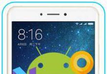 Xiaomi Mi Max 2 güncelleme