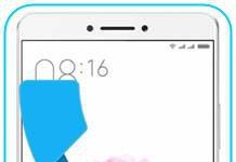 Xiaomi Mi Max gelen arama ekranı gösterme