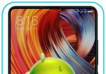 Xiaomi Mi Mix 2 Fabrika Ayarları Sıfırlama