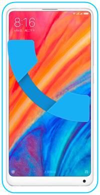 Xiaomi Mi Mix 2s Gelen Arama Ekranı Gösterme