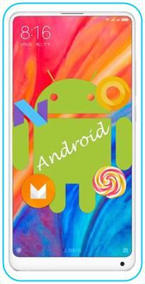 Xiaomi Mi Mix 2S güncelleme