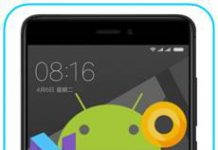 Xiaomi Redmi Note 4X güncelleme