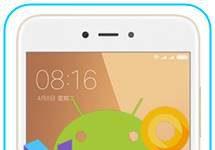 Xiaomi Redmi Note 5A Güncelleme