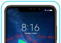 Xiaomi Redmi Note 6 Pro Google Play hataları
