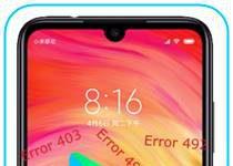 Xiaomi Redmi Note 7 Google Play hataları