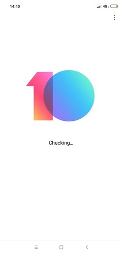 Xiaomi güncelleme
