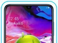 Samsung Galaxy A70 fabrika ayarları sıfırlama