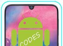 Samsung Galaxy M30 kodlar