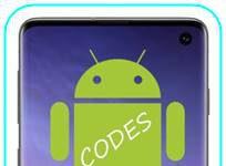 Samsung Galaxy S10 kodlar