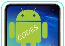 Samsung Galaxy S10e kodlar
