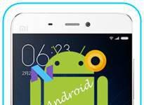 Xiaomi Mi 5 Android sürümü