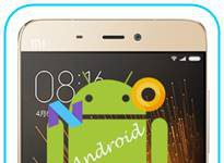 Xiaomi Mi 5 Prime Android sürümü