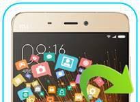 Xiaomi Mi 5 Prime veri yedekleme