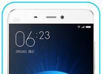 Xiaomi Mi 5 ağ ayarları