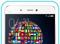 Xiaomi Mi 5 dil değiştirme