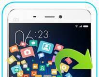 Xiaomi Mi 5 veri yedekleme