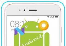 Xiaomi Mi 5X Android sürümü