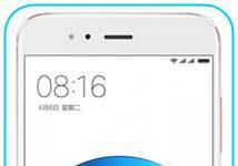 Xiaomi Mi 5X ağ ayarları