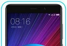 Xiaomi Mi 5s Plus ağ ayarları