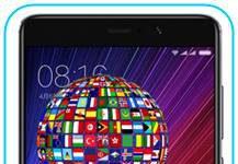 Xiaomi Mi 5s Plus dil değiştirme