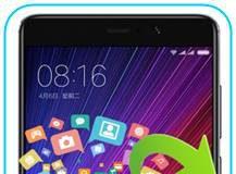 Xiaomi Mi 5s Plus veri yedekleme