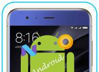 Xiaomi Mi 6 Android sürümü