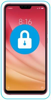 Xiaomi Mi 8 Lite ekran kilidi