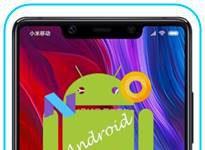 Xiaomi Mi 8 SE Android sürümü