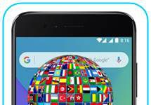 Xiaomi Mi A1 dil değiştirme