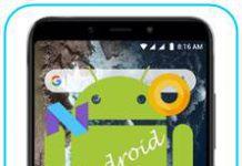 Xiaomi Mi A2 Android surumu