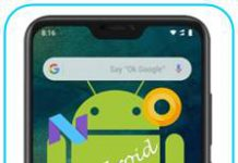 Xiaomi Mi A2 Lite Android surumu