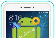 Xiaomi Mi Max 2 Android sürümü