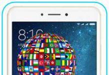 Xiaomi Mi Max 2 dil değiştirme